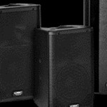 Rental Powered Speakers