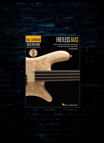 Bass Method, Fretless Bass