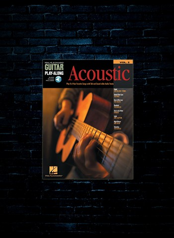 Acoustic Guitar Play Along