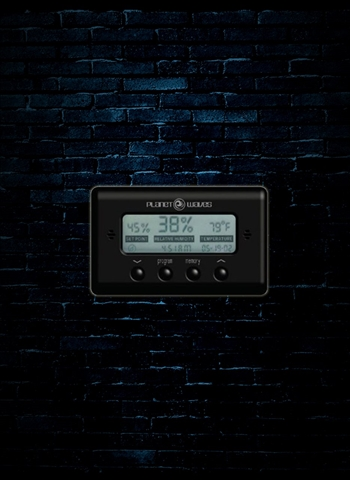 Planet Waves PW-HTS Hygrometer Humidity And Temperature Sensor