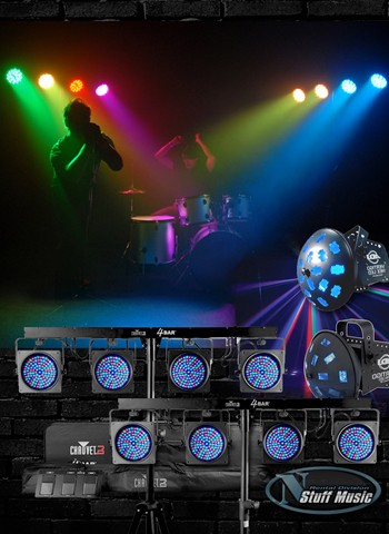Band Lighting Package 2 - Rental
