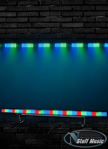 Chauvet ColorStrip 4-channel DMX-512 LED Linear Wash Light - Rental