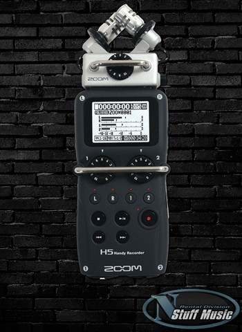 Zoom H5 Handy Recorder - Rental