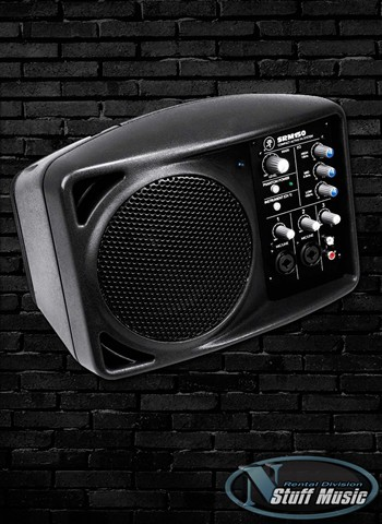 Mackie 150W Active PA Speaker - Rental