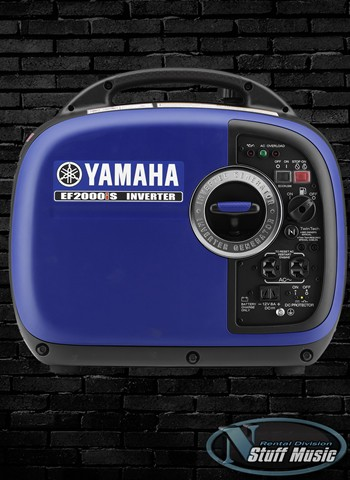 Yamaha EF2000iS 2000 Watt Generator - Rental