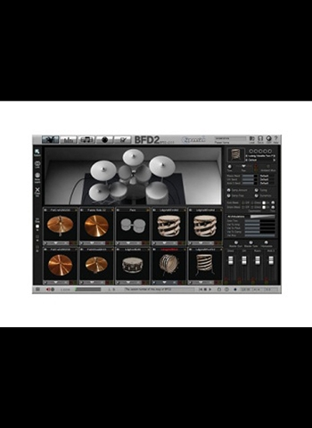FXpansion Drum Module Software