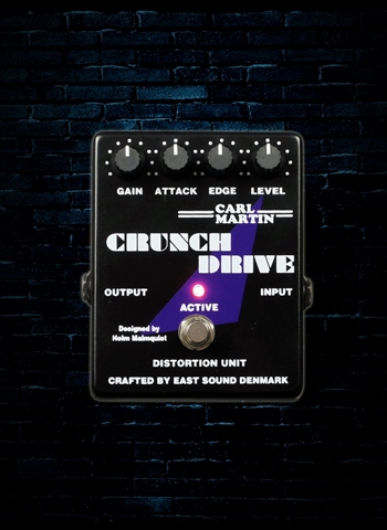 Carl Martin Crunch Drive Distortion Pedal