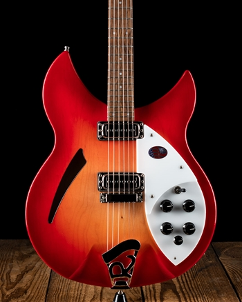 Rickenbacker Model 330 - Fireglo