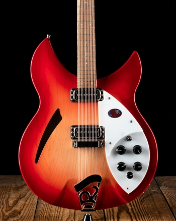 Rickenbacker Model 330/12 - Fireglo
