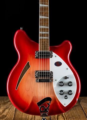 Rickenbacker Model 360 - Fireglo
