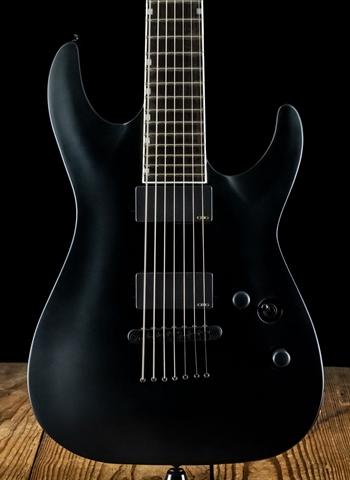 ESP MH-417 - Black Satin