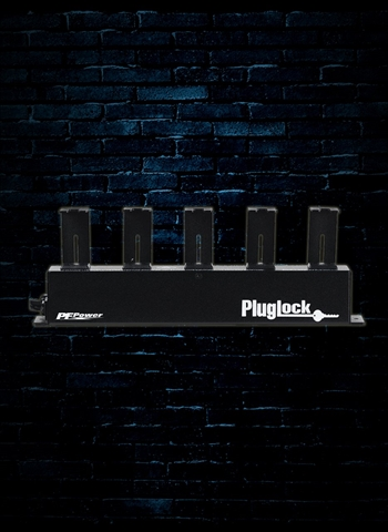 Furman Pluglock-PFP Locking Outlet Strip with Circuit Breaker