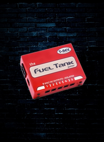 T-Rex Fuel Tank Junior 5 Output Pedal Power Supply