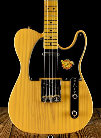 Squier '50s Classic Vibe Telecaster - Butterscotch Blonde