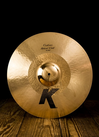 "Zildjian K1219 - 19"" K Custom Series Hybrid Crash"