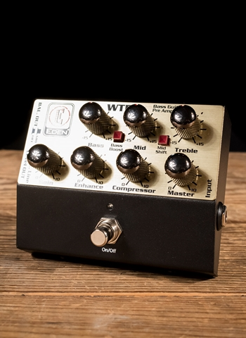 Eden WTDI Bass Guitar Preamp Pedal *USED*