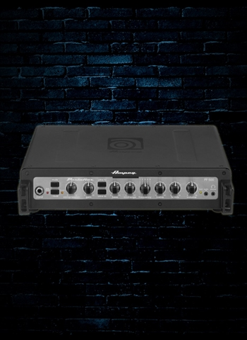 Ampeg PF-500 - 500 Watt Bass Head
