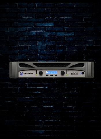 Crown XTi 4002 - 2-Channel Power Amp