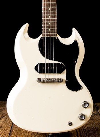 Gibson 1963 SG Junior - White *USED*