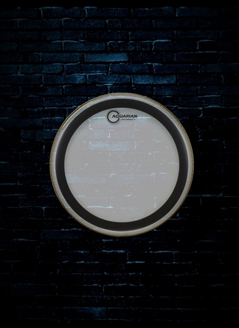 "Aquarian PWT10 - 10"" Power-Thin Tom Batter Drumhead"