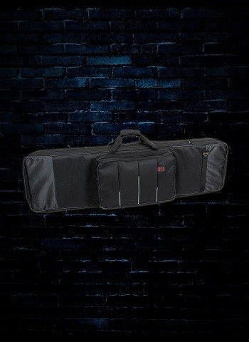 Kaces 8-KB Xpress Series 76-Key Keyboard Bag - Black