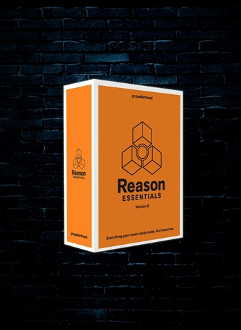 Propellerhead Reason Essentials Software Bundle