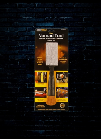 Music Nomad MN205 The Nomad Tool - All in 1 Cleaning Tool