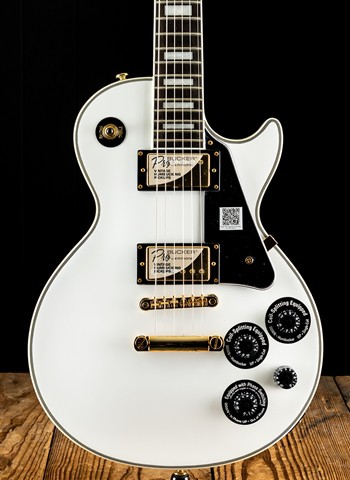 Epiphone Les Paul Custom PRO - Alpine White