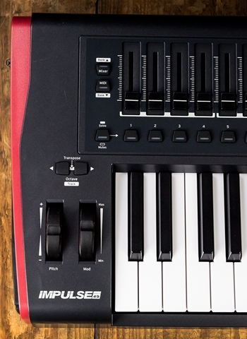 Novation UltraNova 37-Key Synthesizer