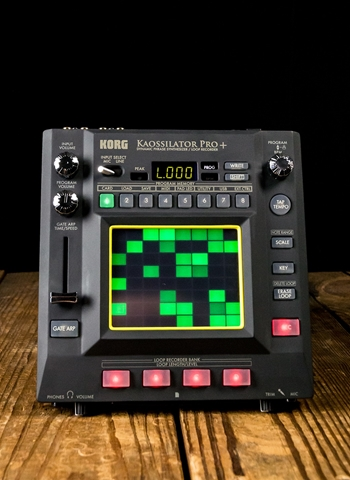 Korg Kaossilator Pro+ Synthesizer/Loop Recorder