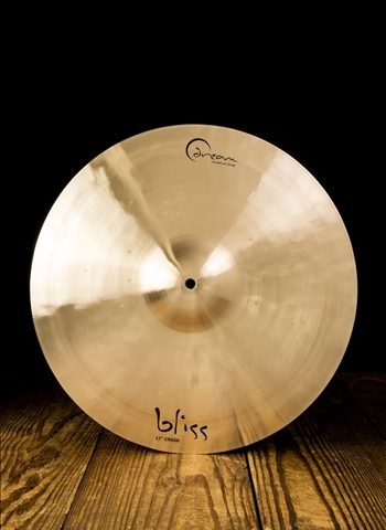 "Dream Cymbals BCR17 - 17"" Bliss Series Crash"
