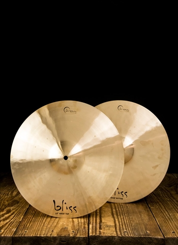 "Dream BHH14 - 14"" Bliss Series Hi-Hats"