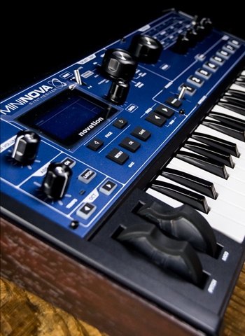 Novation Impulse 61-Key MIDI Controller