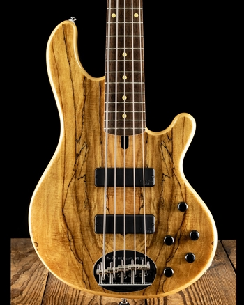 Lakland 55-01 Deluxe Spalted - Natural