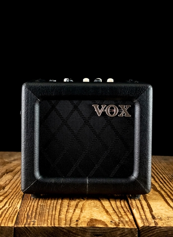 "VOX Mini3 G2 - 3 Watt 1x5"" Modeling Guitar Combo - Black"