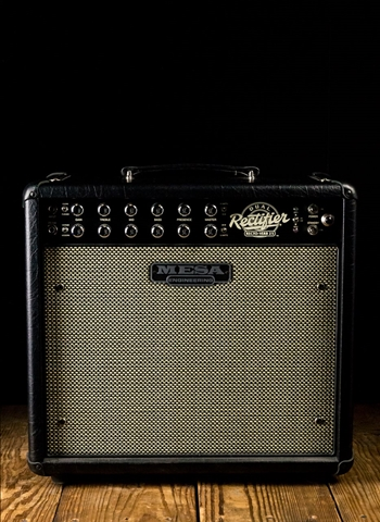 "Mesa Boogie Recto-Verb 25 - 25 Watt 1x12"" Guitar Combo - Black"