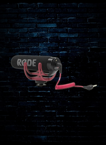 RODE VideoMic GO - Light Weight On Camera Microphone