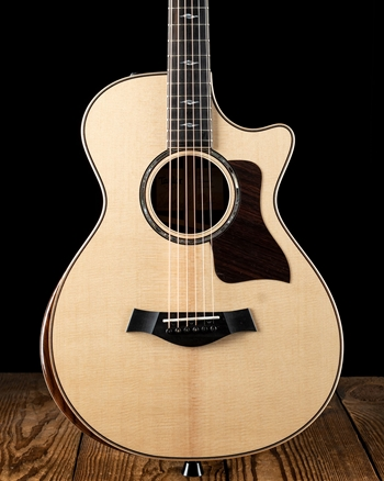 Taylor 812ce 12-Fret DLX - Natural