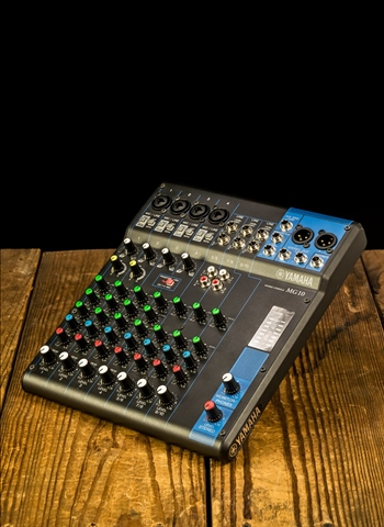 Yamaha MG10 - 10-Channel Analog Mixer