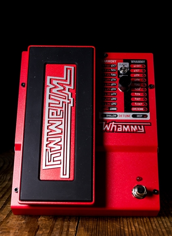 DigiTech Whammy 2-Mode Pitch-Shift Effect Pedal