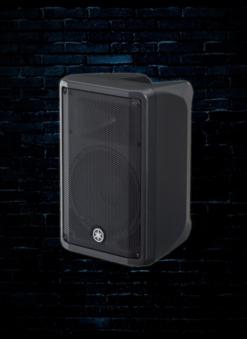 "Yamaha DBR10 - 60 Watt 1x10"" Powered Loudspeaker - Black"