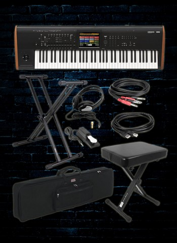 Korg KRONOS-73 Workstation Package A