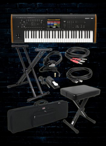 Korg KRONOS-61 Workstation Pack A