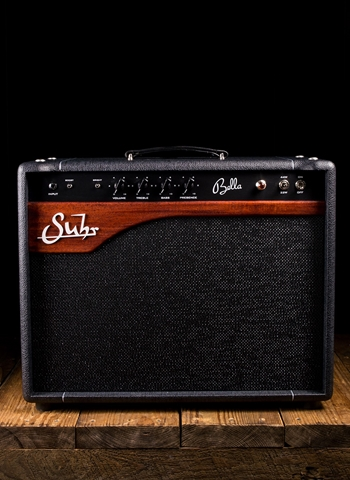 "Suhr Bella - 22/44 Watt 1x12"" Guitar Combo - Black"