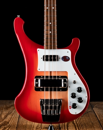 Rickenbacker Model 4003S - Fireglo