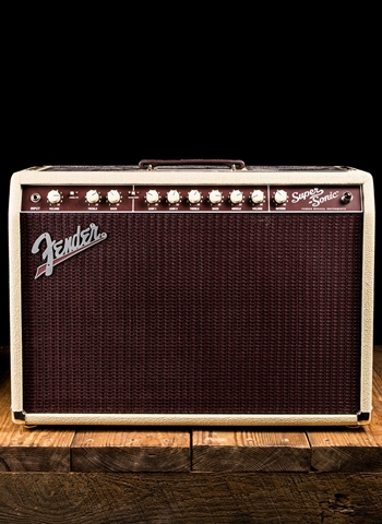 "Fender Super-Sonic 22 - 22 Watt 1x12"" Guitar Combo - Blonde"