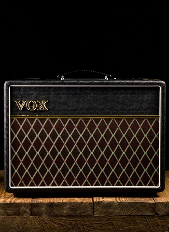 "VOX AC10 Custom - 10 Watt 1x10"" Guitar Combo - Black"
