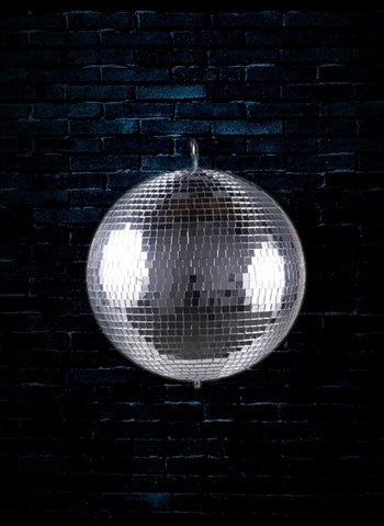 "American DJ M-800 - 8"" Glass Mirror Ball"