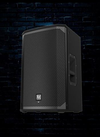 "Electro-Voice EKX-12P - 1500 Watt 1x12"" Powered Loudspeaker - Black"