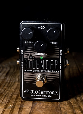 Electro-Harmonix Silencer Noise Gate/Effect Loop Pedal